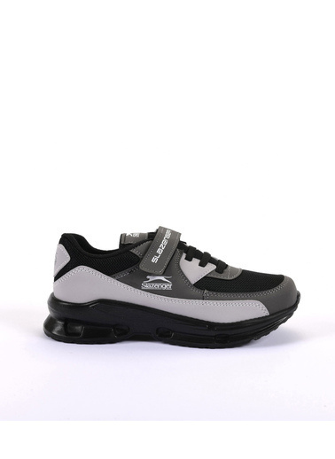 Slazenger Unisex Çocuk AKURA Spor Ayakkabı SA10LF010-520 Siyah